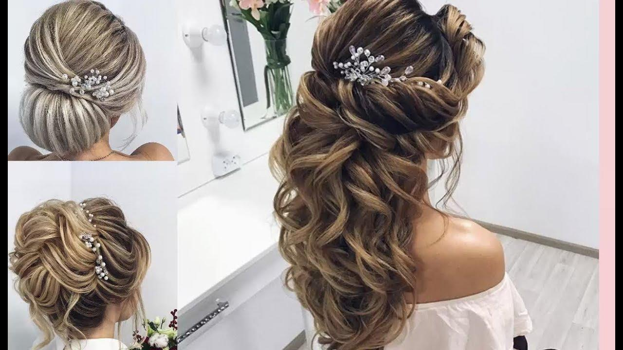 The Best Beautiful Prom Hairstyles 2018 Quick And Easy Pictures