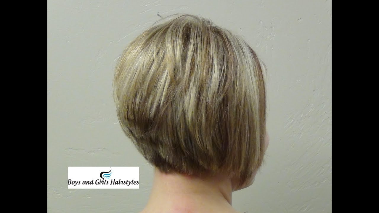The Best Thicken Hair With A Line Haircut Or Bob Cut Hairstyle Pictures