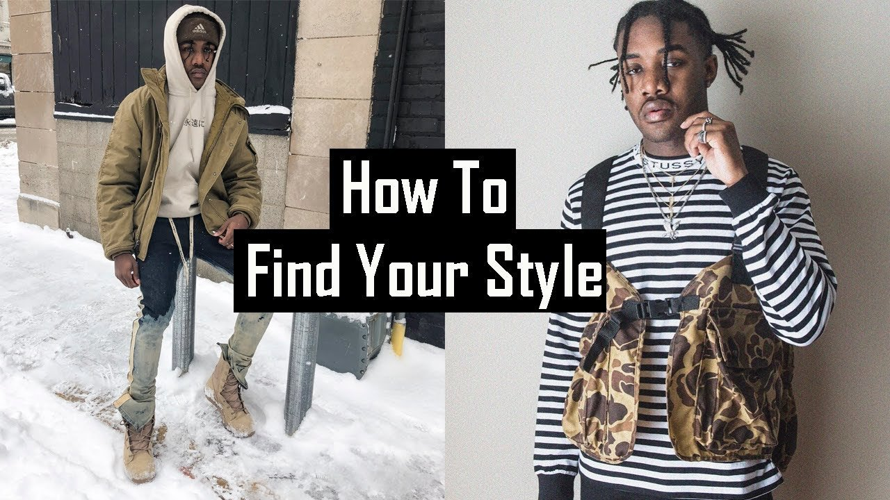 The Best How To Find Your Style Start Your Wardrobe Men's Pictures