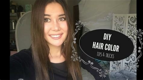 The Best I Changed My Hair Color How To Color Your Hair At Home Pictures