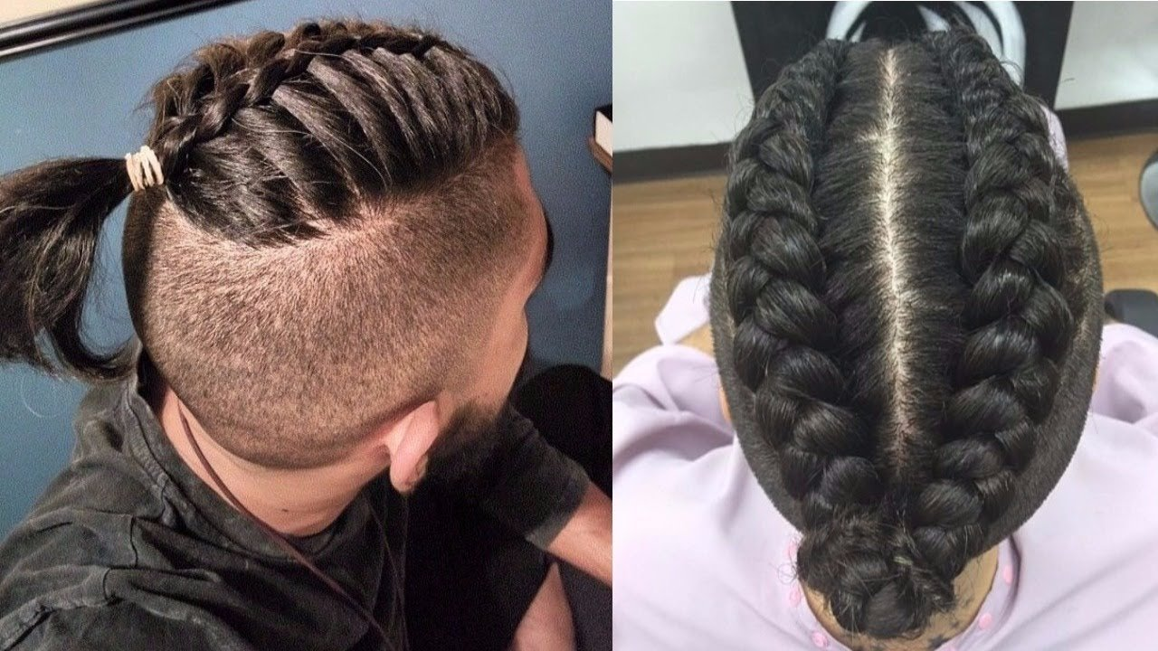 The Best Braids For Men New Braid Hairstyles For Men 2017 2018 Pictures