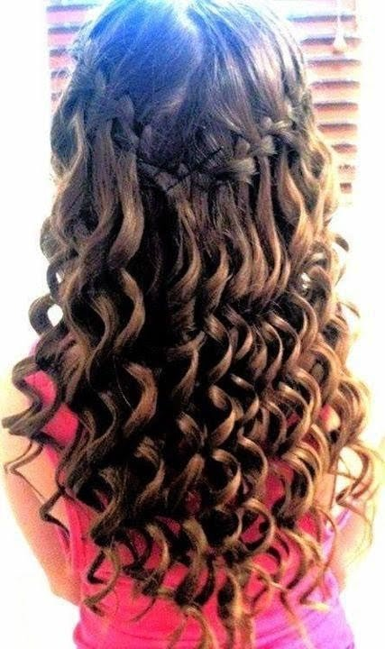 The Best Perfect Heatless Curls ♡ Quick Easy Tumblr Inspired Pictures