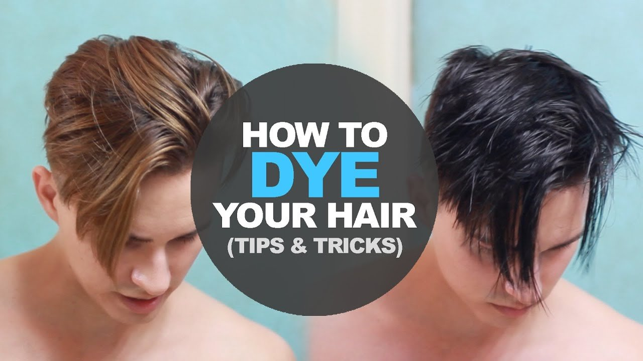 The Best How To Dye Men S Hair At Home Diy Men S Hairstyle Pictures