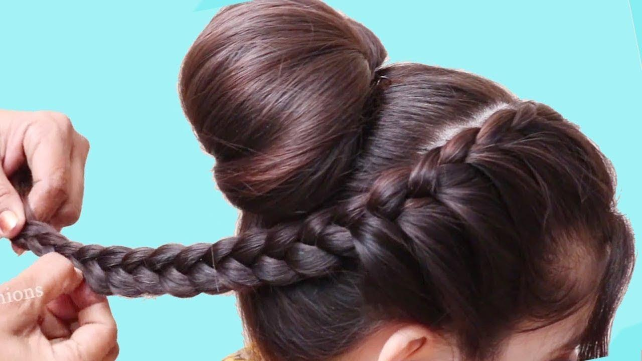 The Best Easy Hairstyles For College Office Work Hairstyles Pictures
