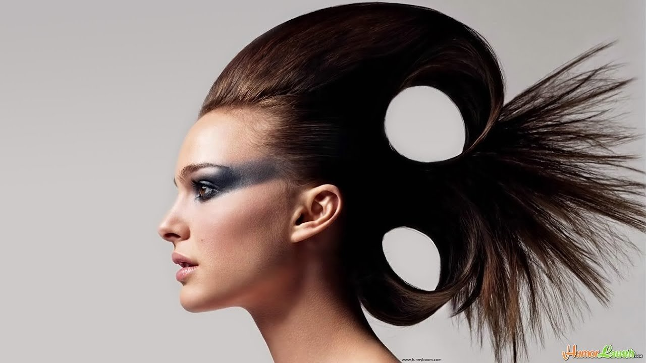The Best Must Watch World S Most Funny Hairstyles Youtube Pictures