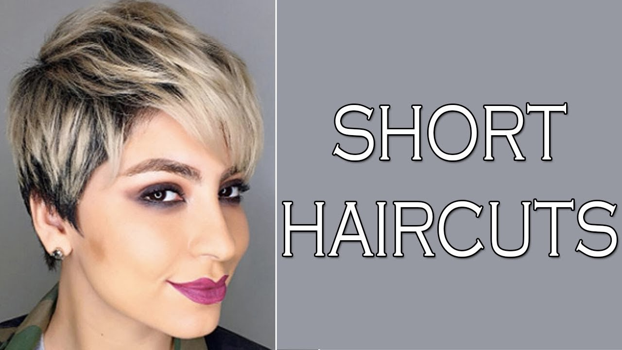 The Best Short Short Haircuts For Women New Short Short Hair Pictures