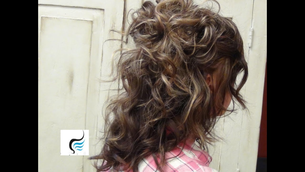 The Best Half Updo Easy Hairstyles For Girls Youtube Pictures