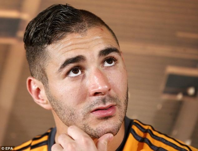 The Best Karim Benzema Haircut Joins Sports Hall Of Shame Daily Pictures
