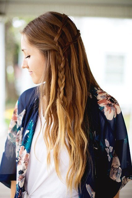 The Best 16 Beautiful Diy Braided Boho Chic Hairstyles Styleoholic Pictures