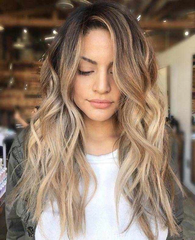The Best 15 Photo Of Long Hairstyles Beach Waves Pictures