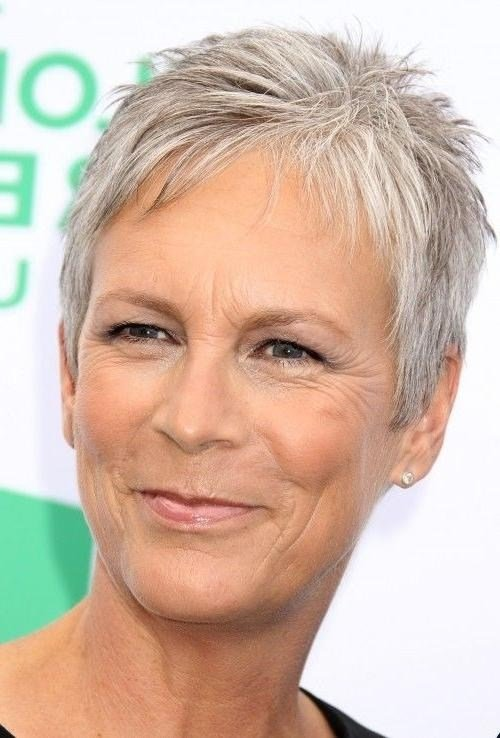The Best 15 Collection Of Short Hairstyles For 60 Year Old Woman Pictures
