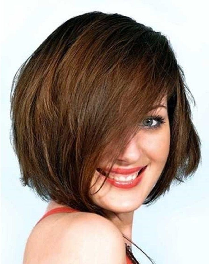 The Best Best Short Haircut For Double Chin Haircuts Models Ideas Pictures
