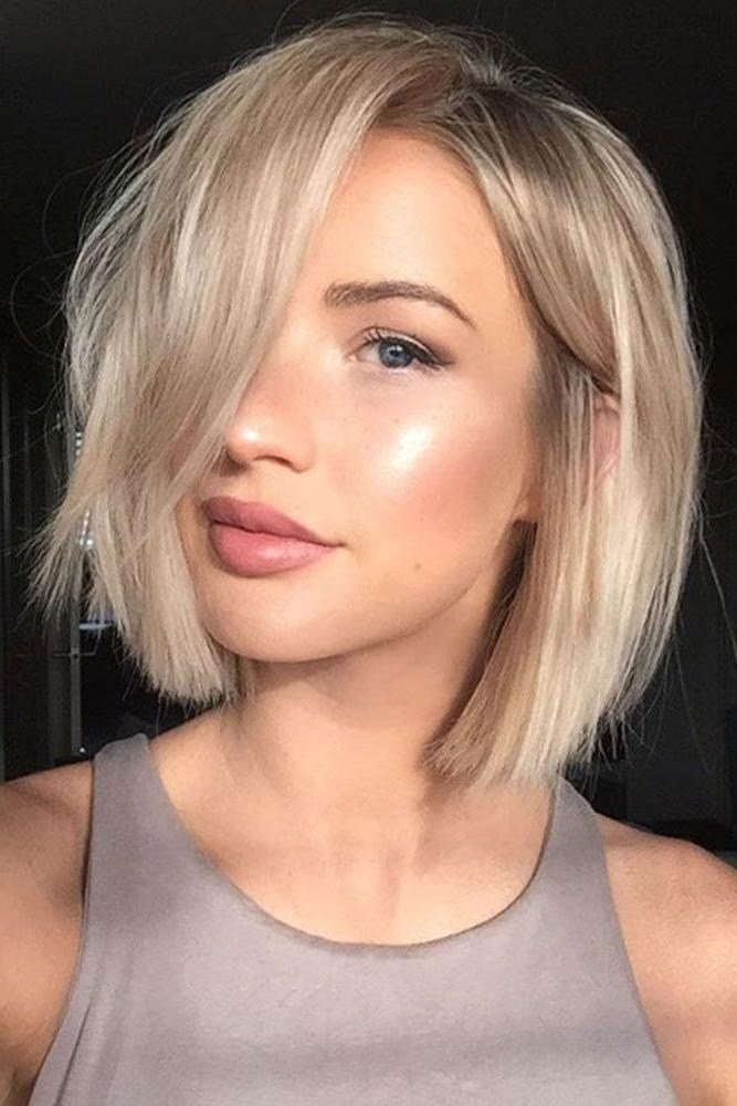 The Best 15 Collection Of Cute Medium Short Haircuts Pictures