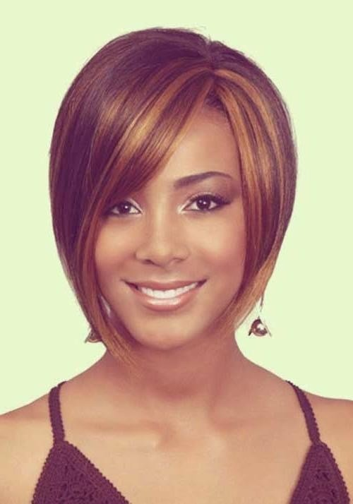 The Best Short Weave Hairstyles For Long Faces Hair Pictures