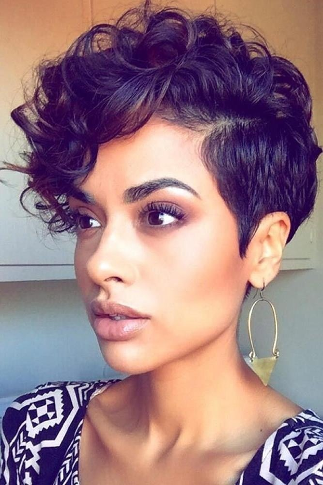 The Best 15 Best Of Short Hairstyles For Black Teenagers Pictures