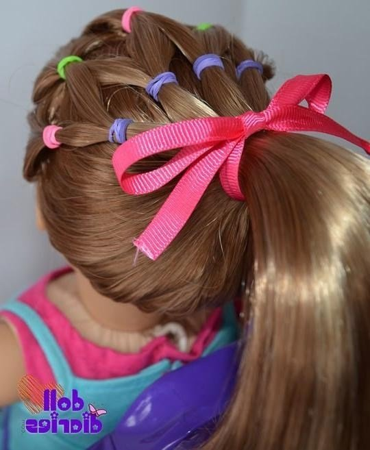 The Best 15 Best Collection Of Cute Hairstyles For American Girl Pictures