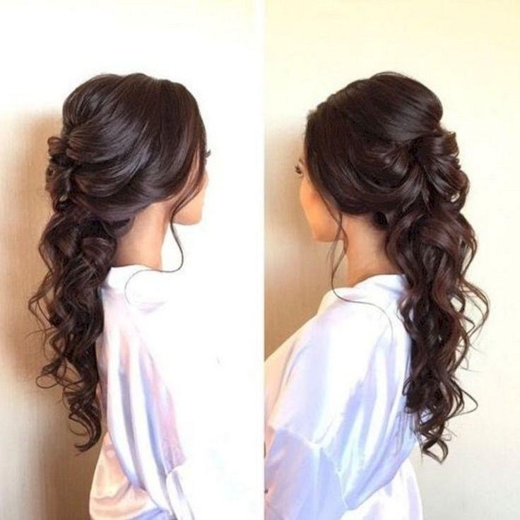 The Best 15 Best Of Asian Wedding Hairstyles For Long Hair Pictures
