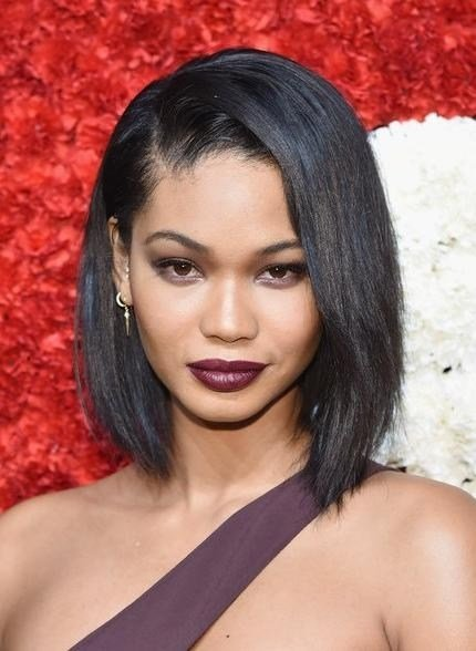 The Best 15 Best Of Asymmetrical Bob Hairstyles For Black Women Pictures