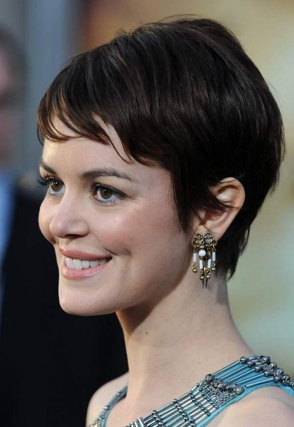 The Best 20 Collection Of Easy Care Short Hairstyles For Fine Hair Pictures