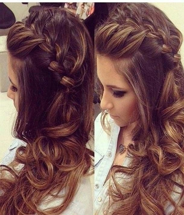 The Best 20 Inspirations Of Long Ball Hairstyles Pictures