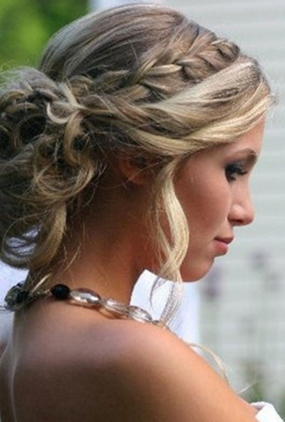 The Best 15 Best Collection Of Formal Updos For Thin Hair Pictures