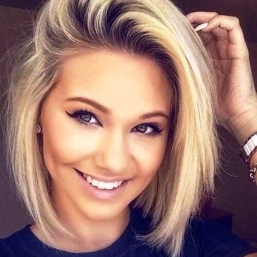 The Best 29 Best Hairstyles For Round Faces To Get An Astonishing Look Pictures
