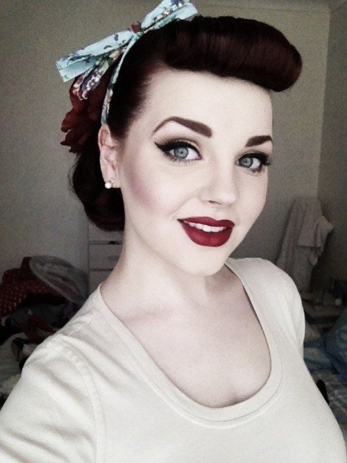 The Best Rockabilly Makeup Tumblr Pictures