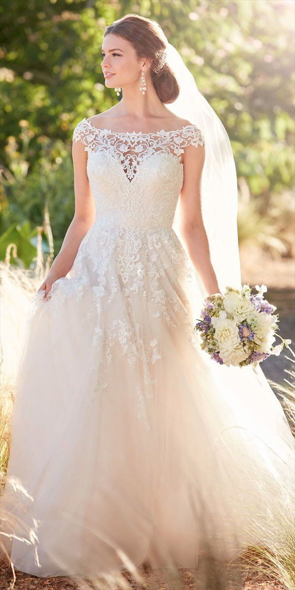 The Best These Are The 37 Most Popular Wedding Dress Styles Pictures