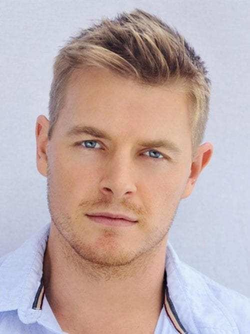The Best Best 30 Blonde Hairstyles For Men In 2018 Pictures