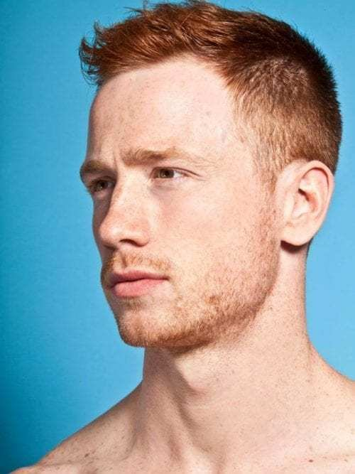 The Best 21 Eye Catching Red Hair Men S Hairstyles G*Ng*R Hairstyles Pictures