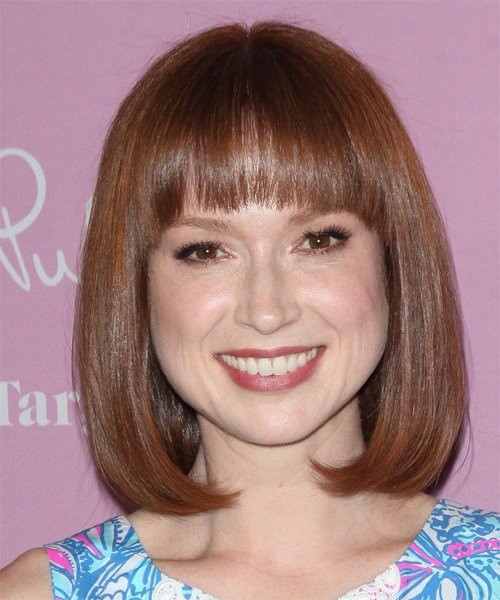 The Best Ellie Kemper Hairstyles Hair Cuts And Colors Pictures