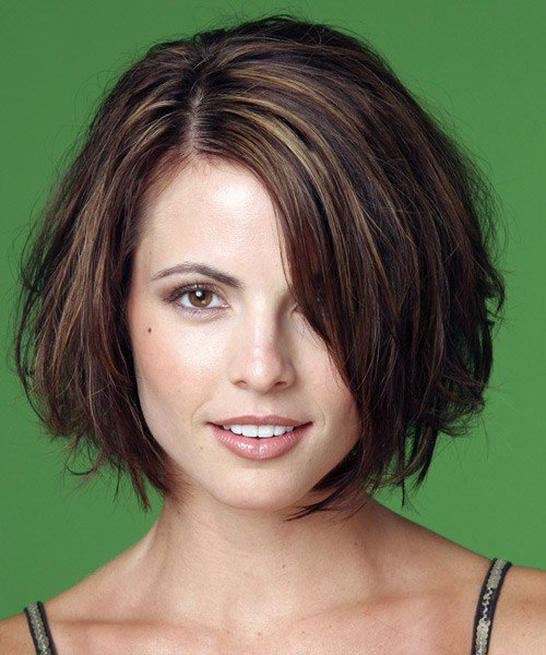 The Best Casual Medium Straight Hairstyle Pictures