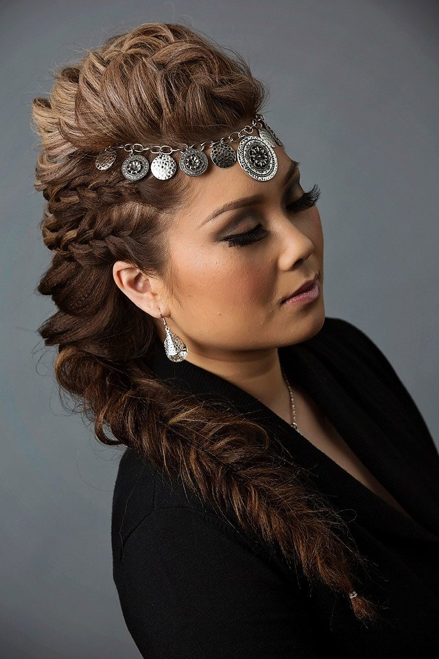 The Best 30 Braided Mohawk Styles That Turn Heads Pictures