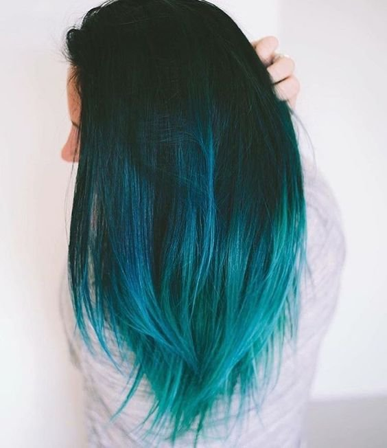 The Best 30 Teal Hair Dye Shades And Looks With Tips For Going Teal Pictures
