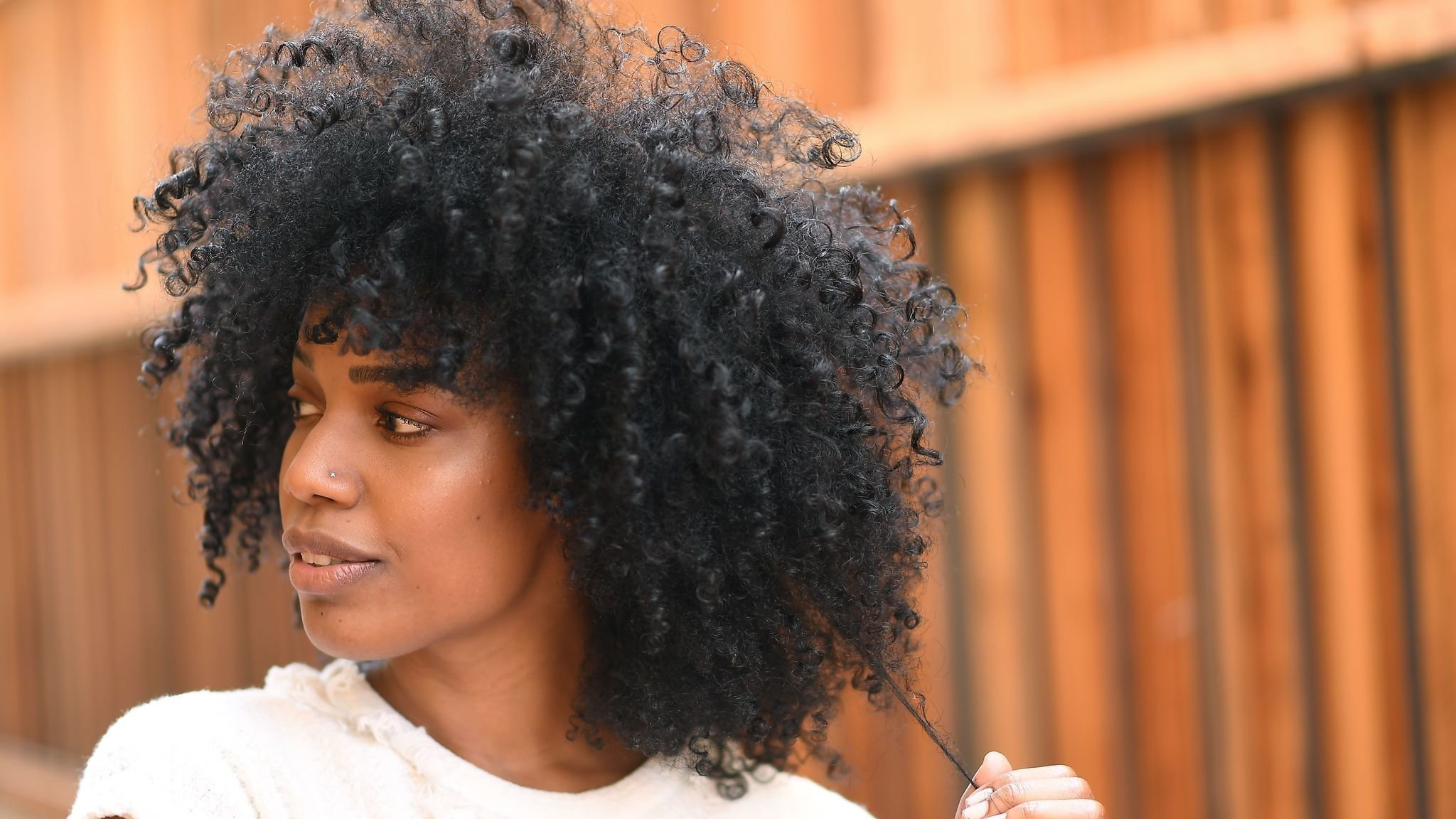 The Best African American Natural Hairstyles For Medium Length Hair Pictures