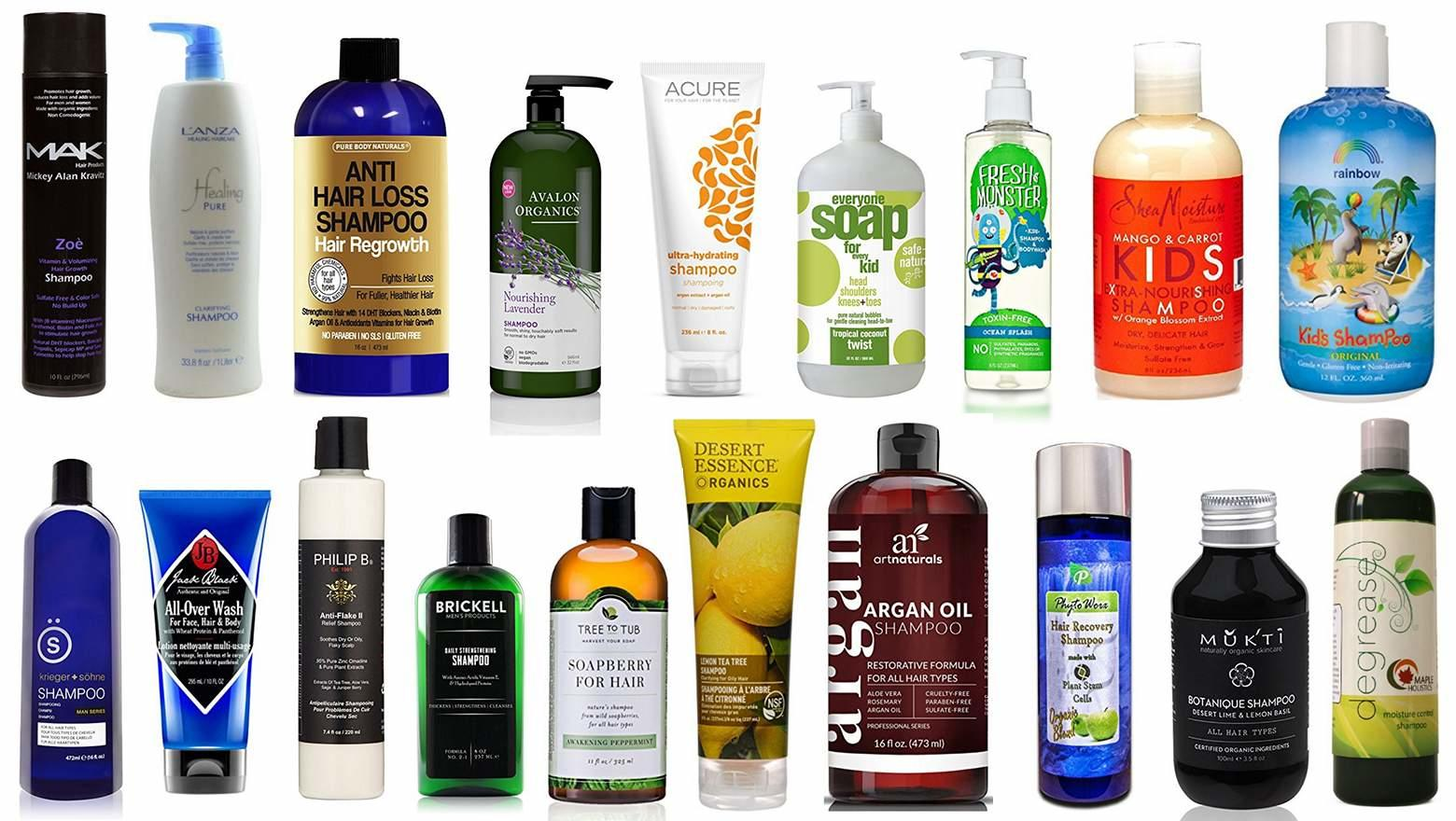 The Best Top 20 Best Organic Natural Shampoos Heavy Com Pictures