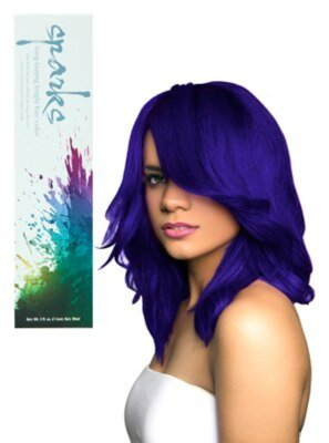 The Best Sparks Electric Blue Hair Dye Pictures