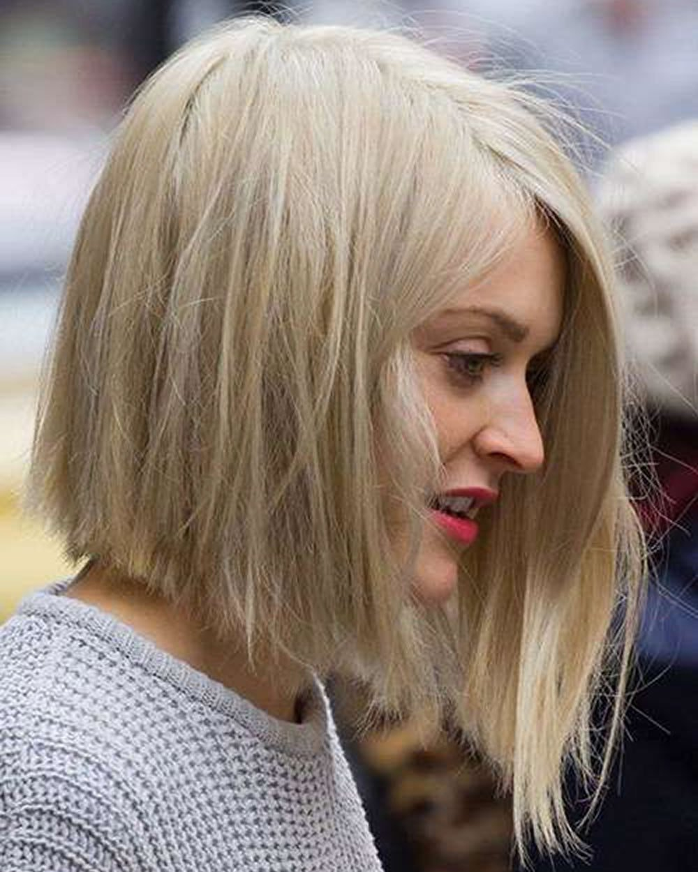 The Best Asymmetrical Long Bob Hairstyles 2019 Are At The Forefront Of Trendy Model Pictures