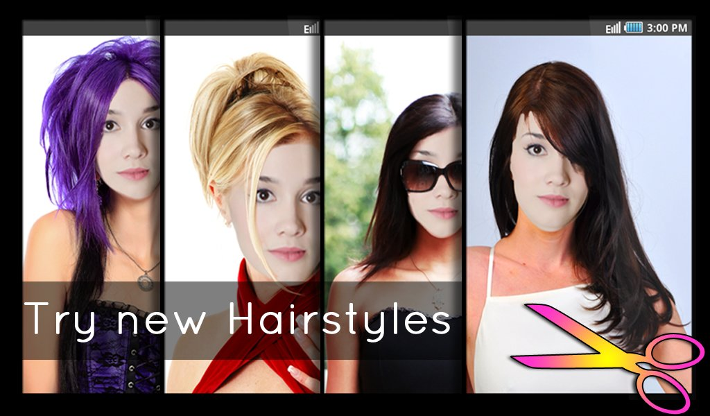 The Best Hairstyles Fun And Fashion Android Apps On Google Play Pictures