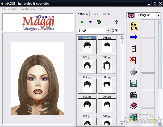 The Best Free Virtual Hairstyle App Damen Hair Pictures