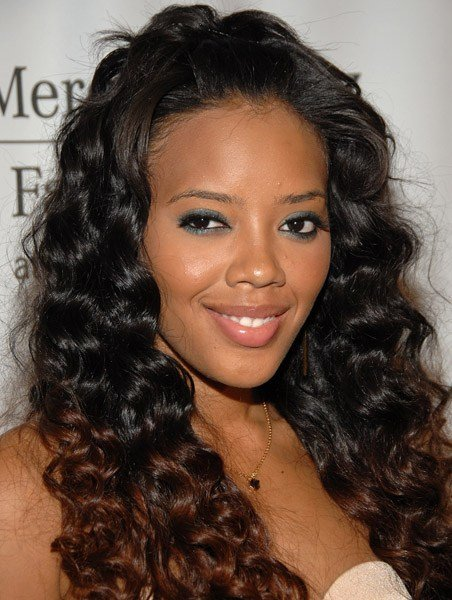 The Best Angela Simmons Hairstyles Picture Galleries Hq Pictures