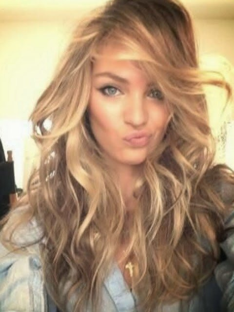 The Best How To Chic The Best Candice Swanepoel Hairstyles Pictures