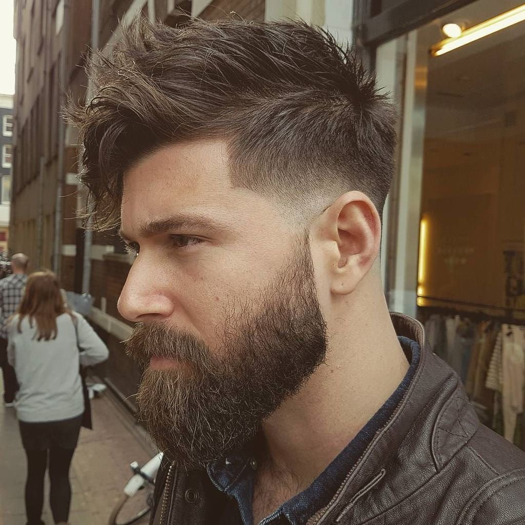 The Best Franggy Yanez On Twitter Fresh Beard And Haircut By The Pictures