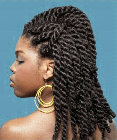 The Best African Hair Braiding Styles – 10 African Braids Types Pictures