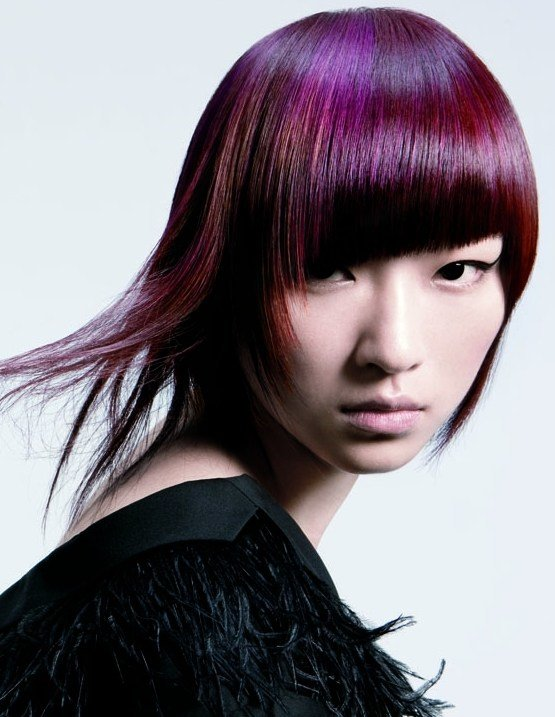 The Best Hair Color Trends We Love For Winter 2013 Empress Luxury Pictures