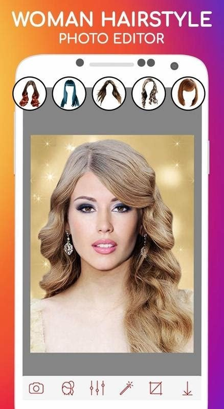 The Best Woman Hairstyle Photo Editor For Android Apk Download Pictures
