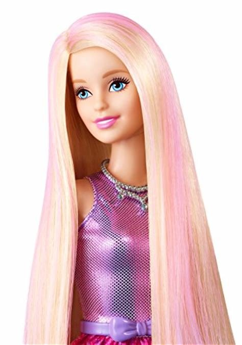 The Best Barbie Hair Color And Style Doll Buy Online In Uae Pictures
