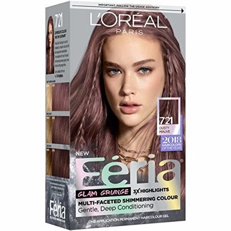 The Best L Oréal Paris Feria Multi Faceted Shimmering Permanent Pictures