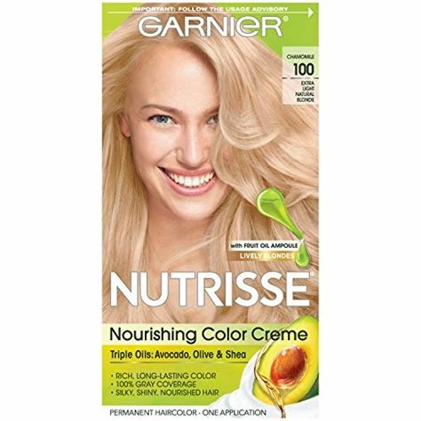 The Best Garnier Nutrisse Nourishing Hair Color Creme 100 Extra Pictures