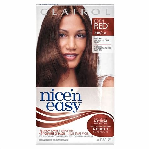 The Best Amazon Com Clairol Nice N Easy Hair Color 119A 6Rb Pictures